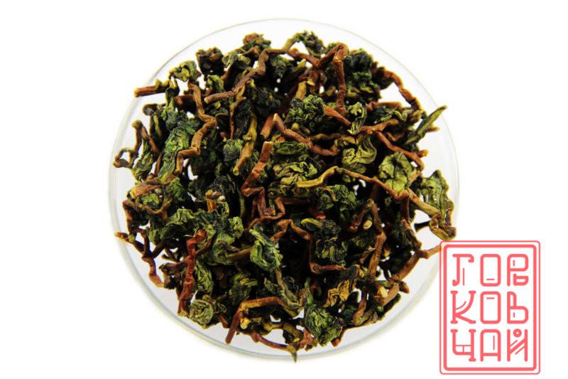 Тегуаньинь Го Сян Мао Ча (с-черенками)