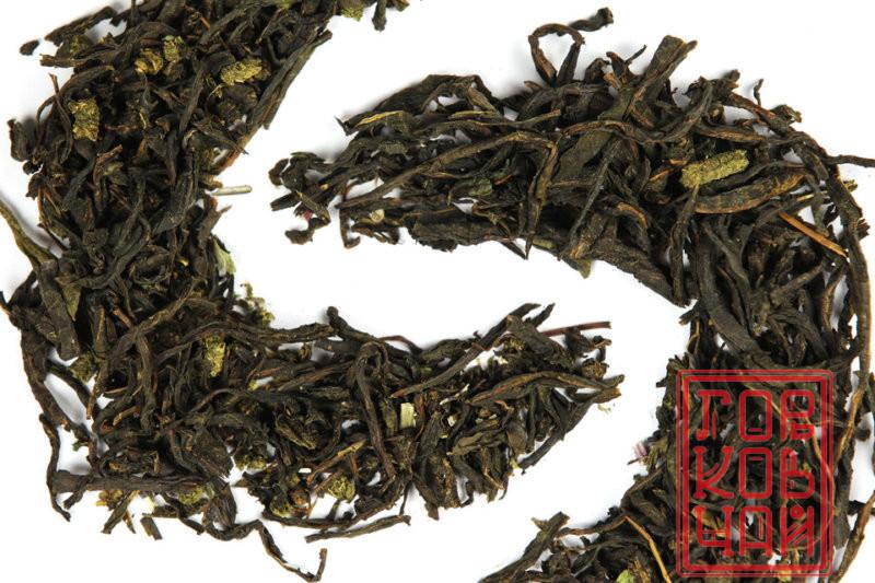 """Травяной чай """"Купаж №4"""" (иван чай, мята, смородина) 1"""