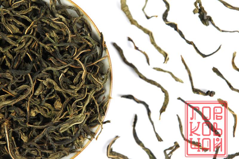 иван чай зеленый пожаренный, шиповник малина