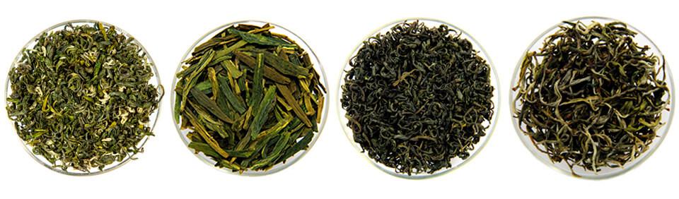 Зеленый чай. Разновидности, производство, польза. 1
