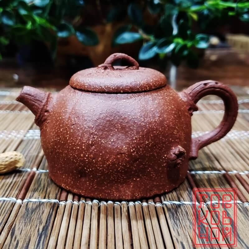 Чайник из исинской глины Б-02