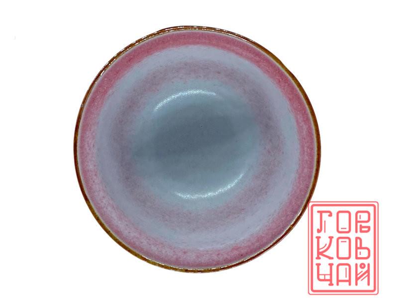 Пиала с журавлем