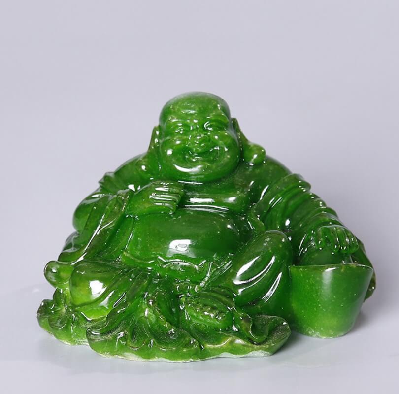 Будда зеленый (меняет цвет)