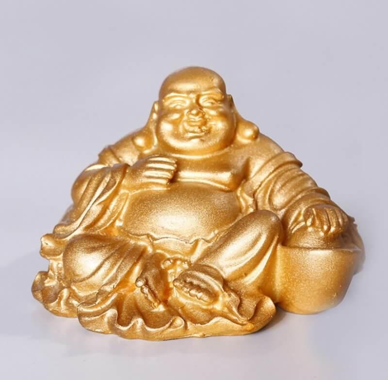 Будда золотой (меняет цвет)