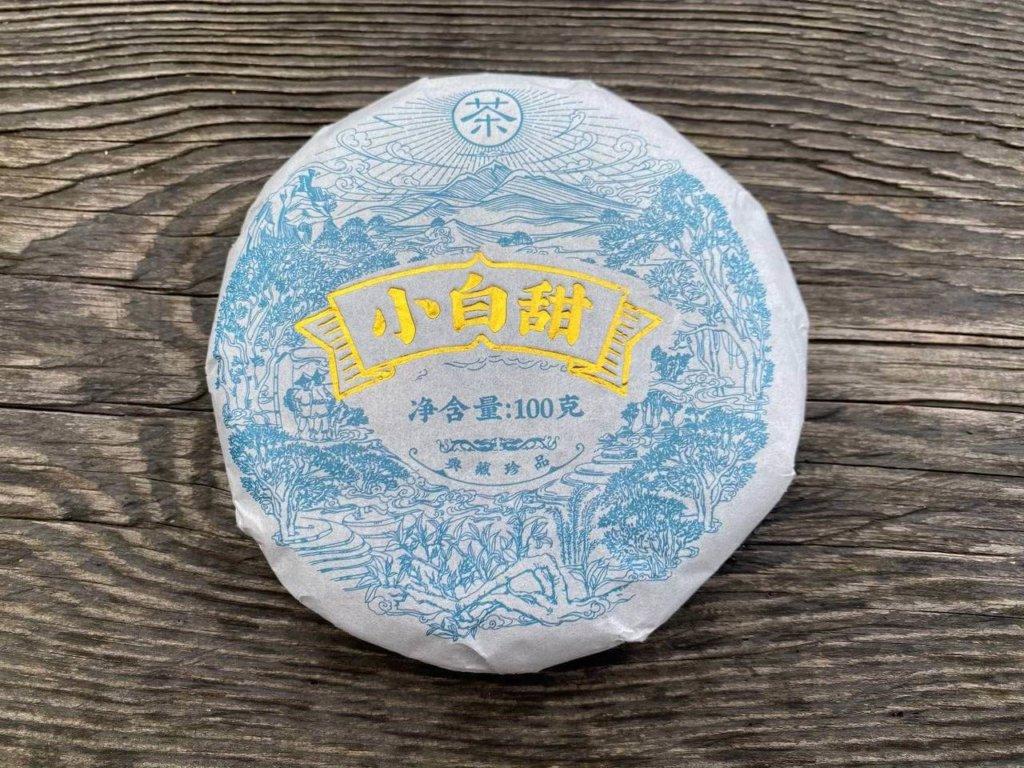 Белый чай Лао Бай Ча Мужи