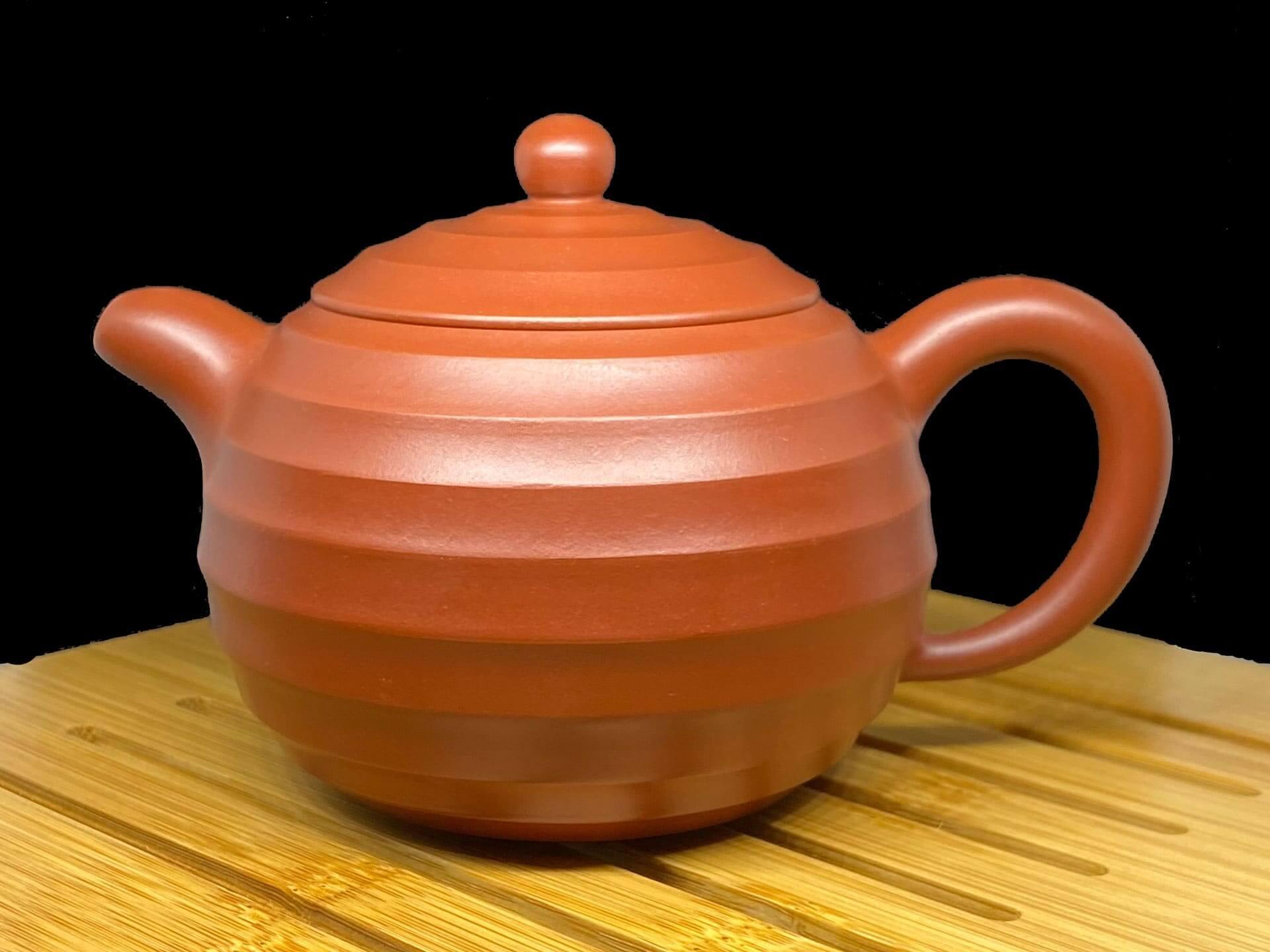 Чайник из исинской глины Б-15