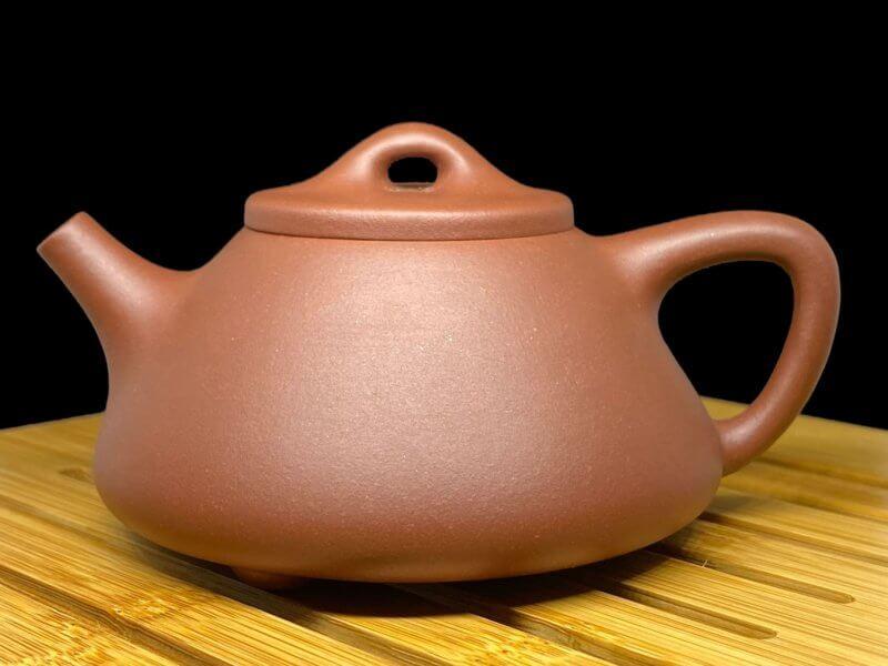 Чайник из исинской глины Ши Пяо