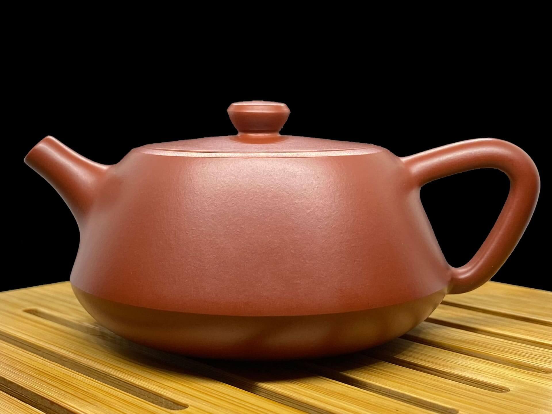 Чайник из исинской глины с внутренней крышкой
