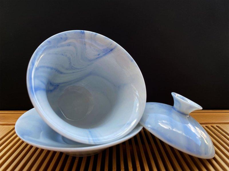 Гайвань голубые волны