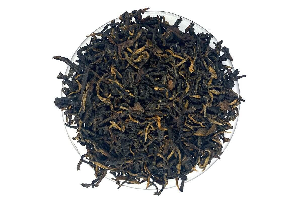 Pin-Wu-Cha-Красный-чай-(Костёр-Лесника),-Тайвань